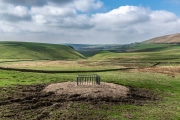 Cave Dale and Mam Tor, Castleton, Derbyshire, England, April 20, 2018