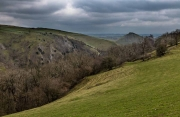 Dove Dale, Derbyshire, Peak District National Park, England