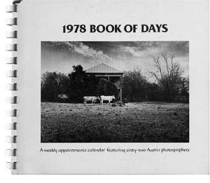 cover, 1978 Austin Book of Days appointment calendar