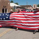 Arroyo Seco, New Mexico, July 4 Parade, 2015