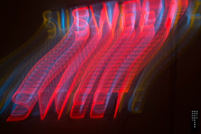 """""""Sweet Suite Substitute"""" by Bruce Nauman, 1982, in exhibition: """"Los Angeles to New York: Dwan Gallery, 1959-1971."""""""