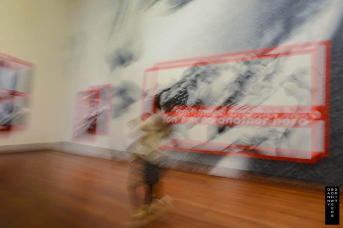 """""""Exhibit: Barbara Kruger"""""""