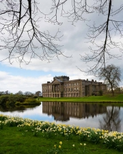 Lyme Park, Cheshire, England by Danny N. Schweers, April, 2018
