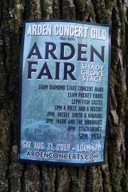 Arden Fair 2019, Village of Arden, Delaware