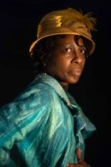Portrait Photography Workshop, Delaware Art Museum, Iris McKenney, model; Danny Schweers, instructor