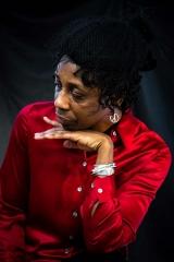 Portrait Photography Workshop with model Iris McKenney, Delaware Art Museum