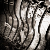 """""""Behind Bars"""" by Danny Schweers, 2016"""
