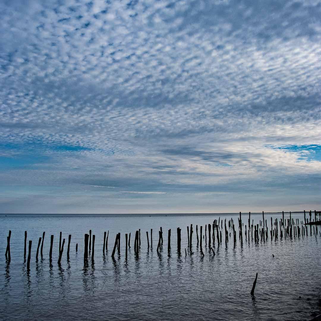Port Mahon, Delaware, October, 2009