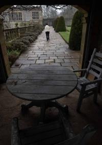 Haddon Hall, Bakewell, Peak District National Park, England