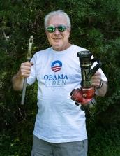 Pat Toman, Fire Hydrant Spray Master