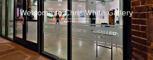 Chris White Gallery, 701 N. Shipley Street, Wilmington, DE 19801